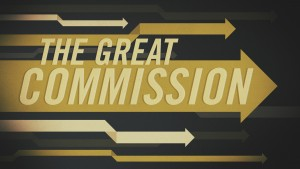 The Great Commission-Title